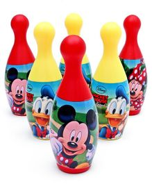 Disney Mickey Mouse And Friends Bowling Set (Color May Vary)