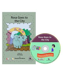 Rosa Goes To The City Book - English And DVD