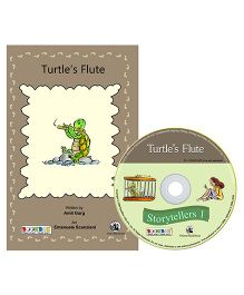 Turtle's Flute Book And CD - English