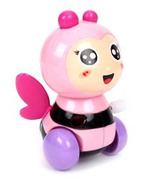 Playmate Dazzle Wind Up Bees - Pink