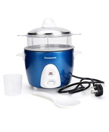 Panasonic Automatic Baby Cooker With Steamer - Blue