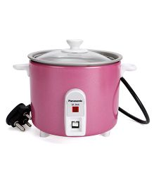 Panasonic Automatic Baby Cooker - Pink