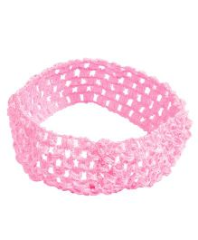 Miss Diva Soft Headband - Light Pink