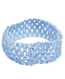 Miss Diva Soft Headband - Light Blue