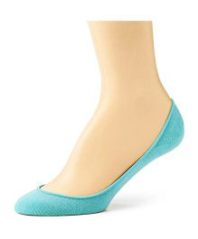 Pink Flamingo Antislip Shoe Liner - Blue - Small