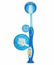 Chicco Toothbrush (Colours May Vary) - 17 cm