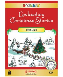 Enchanting Christmas Stories 5 Story DVD - English