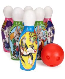 Looney Tunes Bowling Set (Color May Vary)