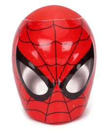 Marvel Spiderman Shape Coin Bank - Red