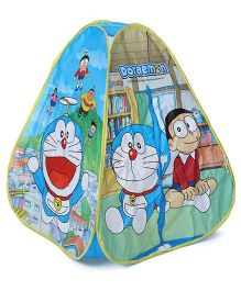 Doraemon Pop-Up Tent House - Blue
