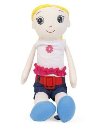 Gemini Toys Candy Doll - White Blue
