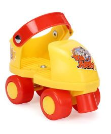 Tom & Jerry Toddler Skates - Yellow Red
