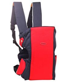 2 Ways Baby Carrier - Red Blue
