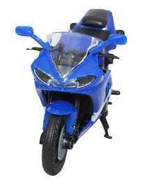 New Ray Die Cast Toy Bike Yamaha YZF R6 - Blue