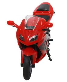 New Ray Die Cast Toy Bike Honda CBR 600R - Red