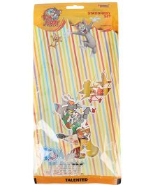 Sticker Bazaar Tom And Jerry Stationery Set - Pack Of 7