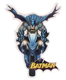 Sticker Bazaar Batman A4 Size Cut Out Sticker - Multicolor