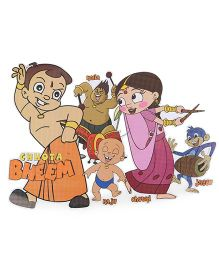 Sticker Bazaar Chhota Bheem Big Cut Out