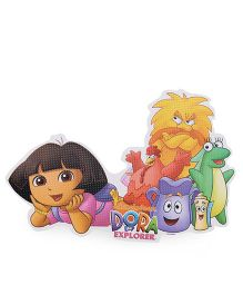 Sticker Bazaar Dora Medium Cut Out - Multi Color