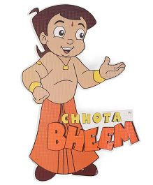 Sticker Bazaar Chhota Bheem Medium Cut Out - Multi Color