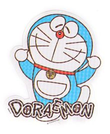 Sticker Bazaar Doraemon Mini Cut Out - Blue