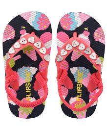 Flipside Diamonds Flipflop - Pink (2.5 to 3 Years)