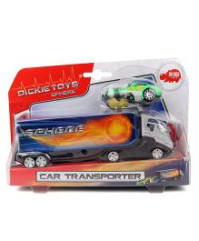 Dickie Sphere Car Transporter - Green Blue