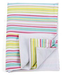 Abracadabra Stripes Changing Mat Multicolor - Single