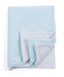 Abracadabra Plain Changing Mat Turquoise - Single