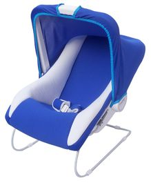Ehomekart 9 In 1 Carry Cot - Blue
