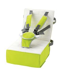 Richell Baby Booster Cushion - Green