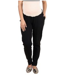 9teen Again Maternity Trouser - Black