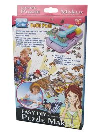 Totally Girlie Puzzle Magic Refills - Multi Color