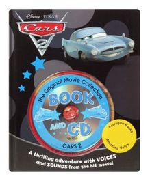 Disney Pixar Cars 2 The Movie