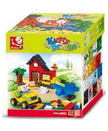 Sluban Kiddy Bricks M38-B0502 - Multi Color
