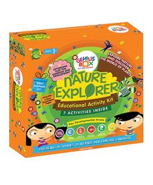 Genius Box 7 in 1 Nature Explorer Activity Kit
