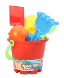 Sunny Beach Toys Set 7 Pieces (Color May Vary)