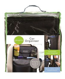 Playette Car Organiser - Black