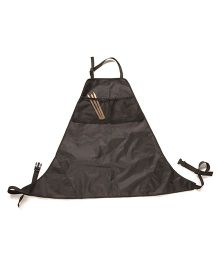 Playette Seat Back Protector - Black