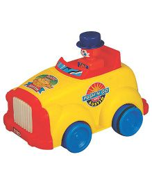 Deo Push N Go Baby Austin Car Toy - Multi-Color