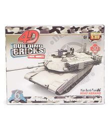 Collect Battle Tanks Series 1 Brown - 30 Pieces