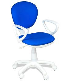 Alex Daisy Candy Study Chair - Blue
