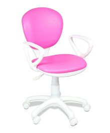Alex Daisy Candy Study Chair - Pink