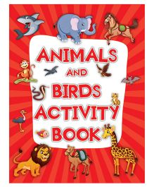 100 Activities To Learn More About Animal & Birds - English