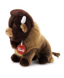 Trudi Bison Soft Toy Brown - 22 cm