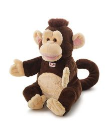 Trudi Puppet Monkey Brown - 25 cm