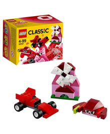 Lego Classic Creativity Box - Red-55 Pieces-10707