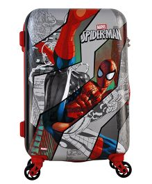b9ee85682 Marvel Spiderman Gamme Luggage Trolley Bag - 20 Inches
