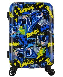 DC Comics Batman Gamme Luggage Trolley Bag - 20 Inches