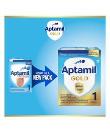 Aptamil 1 Infant Formula - 400 grams